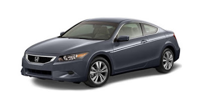 2010 Honda Accord Coupe LX-Sport 5-Spd AT