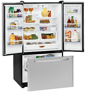 kitchen aide refrigerator parts
