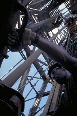 Obrero petrolero
