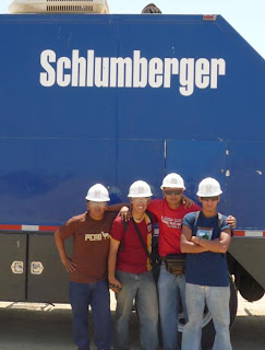 PERFORACION INTERACTIVA SCHLUMBERGER