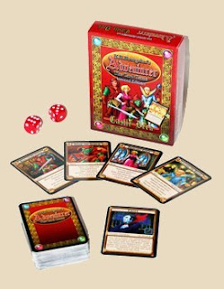 The Adventurer Card Game