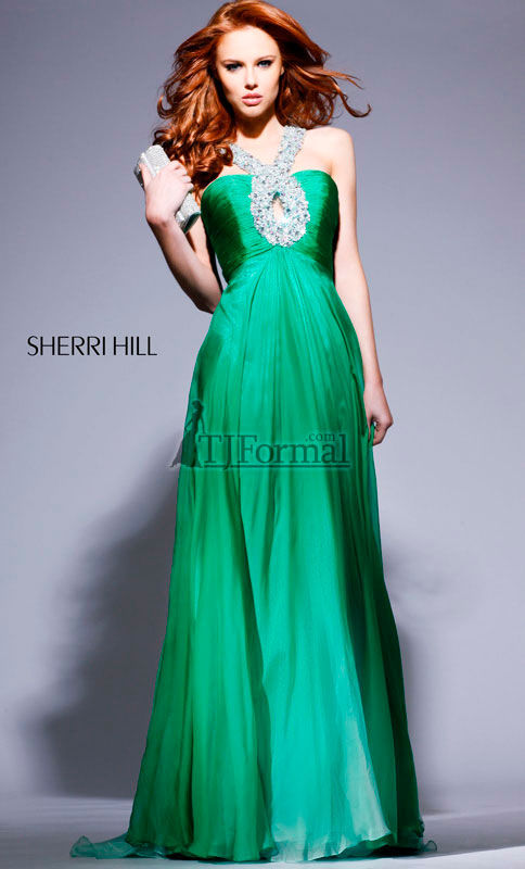 Sherri Hill 2010 Homecoming