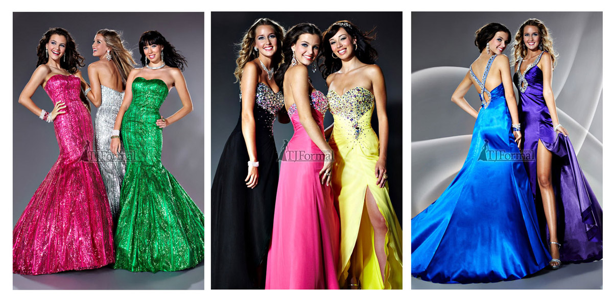 TJ Formal Dress Blog: New Tiffany Designs for Prom 2011