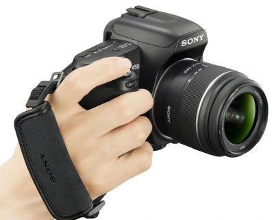 Sony a450 DSLR