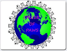 Joining paws around the world  to help heal our ailing friends