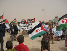 Por la Autodeterminación del Pueblo Saharaui