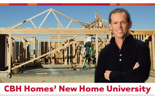 CBH Homes Is Hosting New Home University Tomorrow, July 14th, For All Real  Estate Professionals. Corey Barton Will Be Instructing The Class On All  Aspects ...