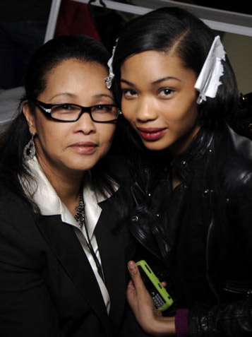 Chanel Iman's Mother China Robinson Opened A Boutique ...