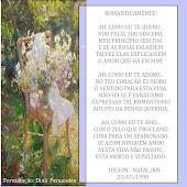 Texto do poetamigo Dilson Ferreira- Natal