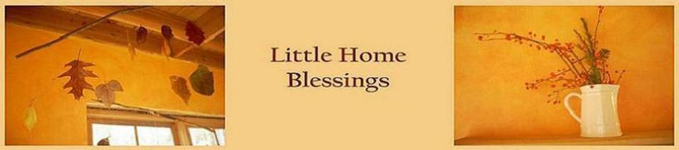 Little Home Blessings