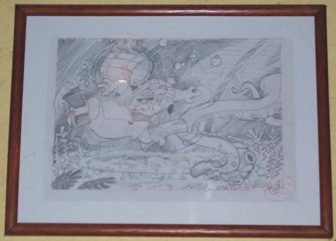 """Boceto de la película """"Trapito"""""""
