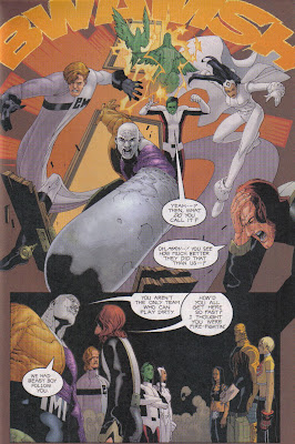 None of them have ever looked cooler.  Well, except Metamorpho maybe.  He's got the atomic number of cool...