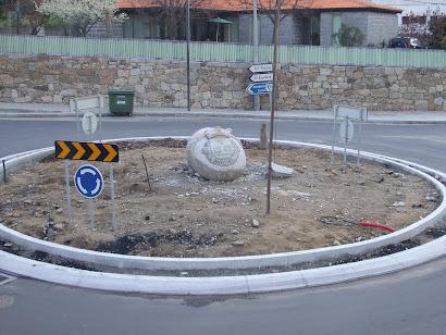 rotunda Rota das capelas Santa Eulália