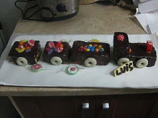 Tartas del cumpleaños de mi nieto Tartas+septiembre+013