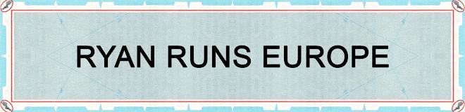 Ryan Runs Europe