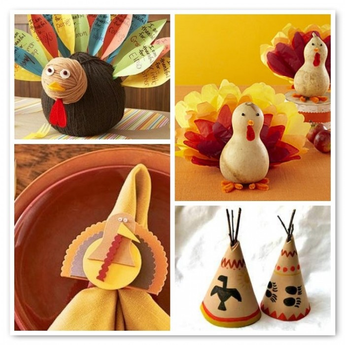 little inspirations kid friendly thanksgiving crafts