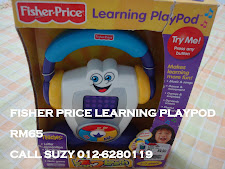 FSHER PRICE PLAYPOD