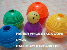 FISHER PRICE STACK CUPS