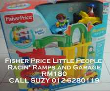 New FP Little People Garage