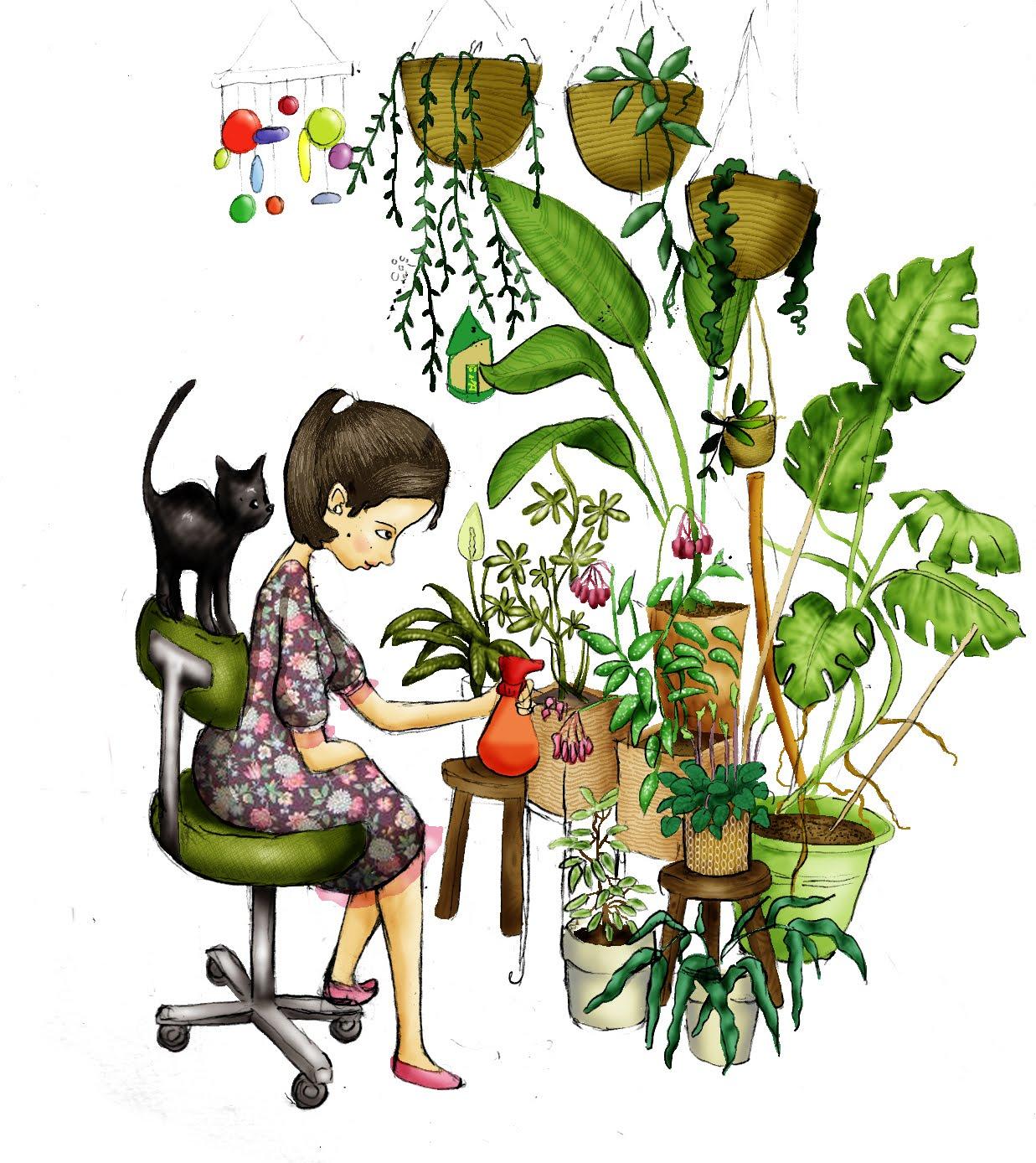 Lily paddle illustration graphisme cr ations textiles et for Au jardin des gourmets