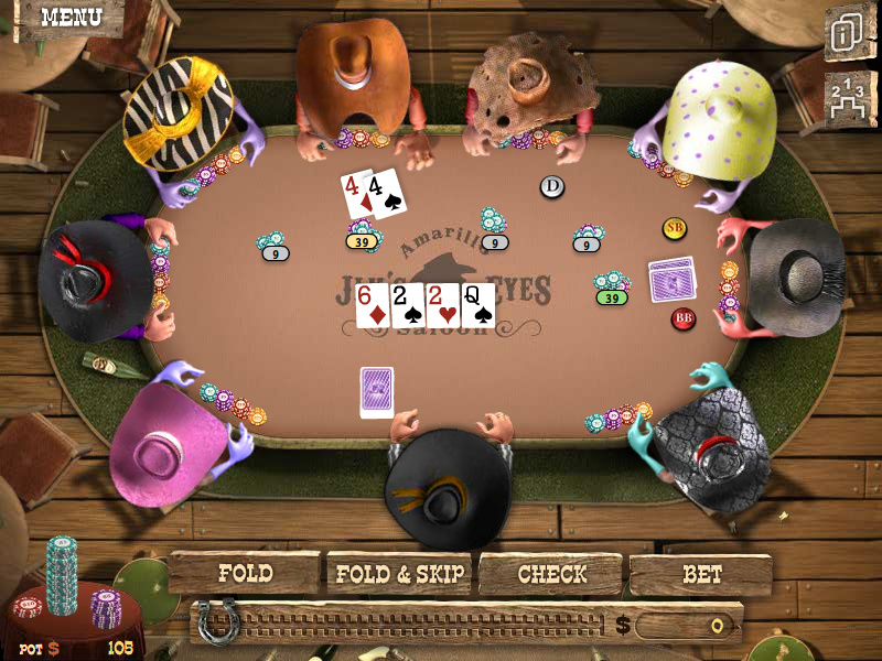 poker games governor of poker 2