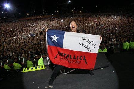 [Metallica Live En Chile 2010]  26/01/2010 Het