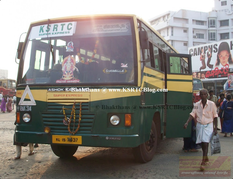 south ksrtc bustand information number