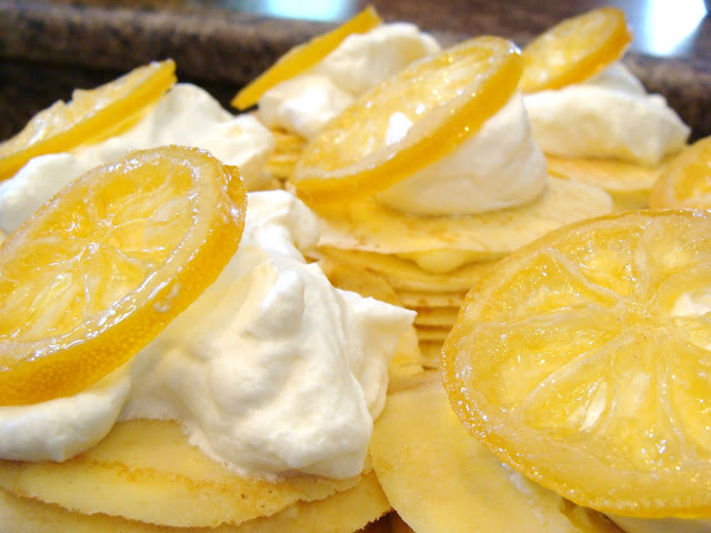 Meyer Lemon Crepe Cake Recipes — Dishmaps