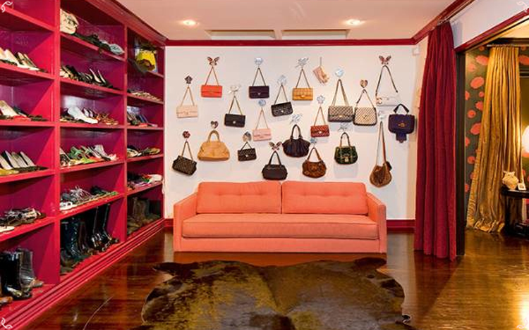 Celebrity Fashions Celebrity Closets An Inside Peep