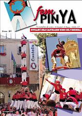 """Revista """"Fem pinya"""" número 17"""