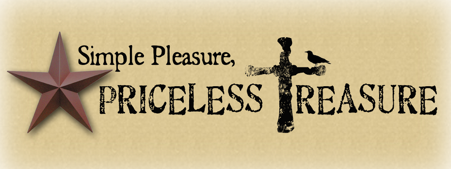 Simple Pleasure, Priceless Treasure