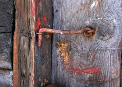 Kroken pa døra