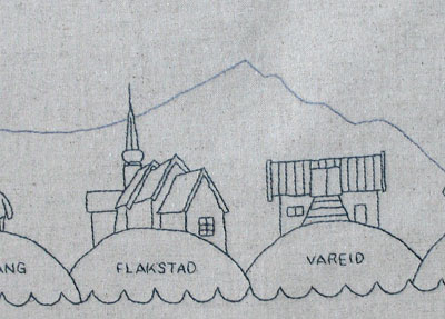 Flakstad, Vareid