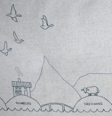 Ramberg, Fredvang