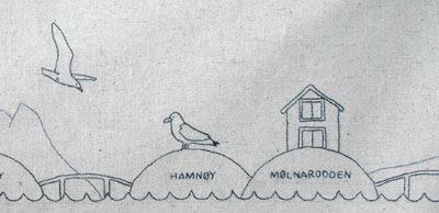 Hamnøy, Mølnarodden