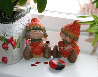 Jordbærstasj