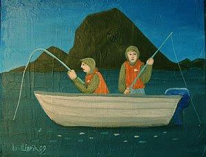 Fiske ved Kunna