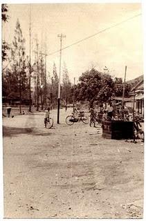 Jl Diponegoro 1970