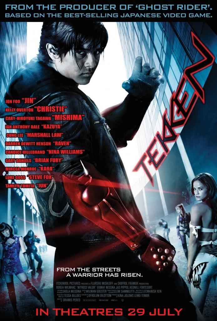 Tekken full movie (2010)