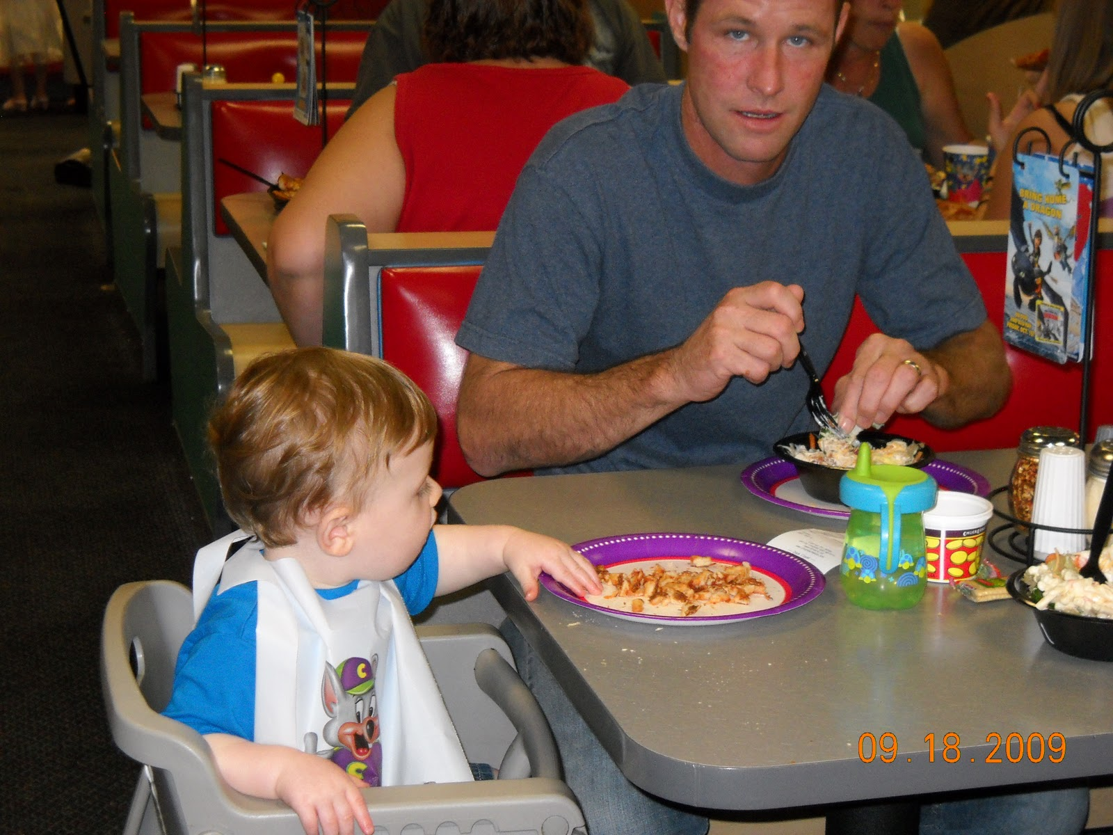 chuck e cheese on chase