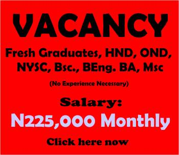 EARN OVER N225,000 MONTHLY
