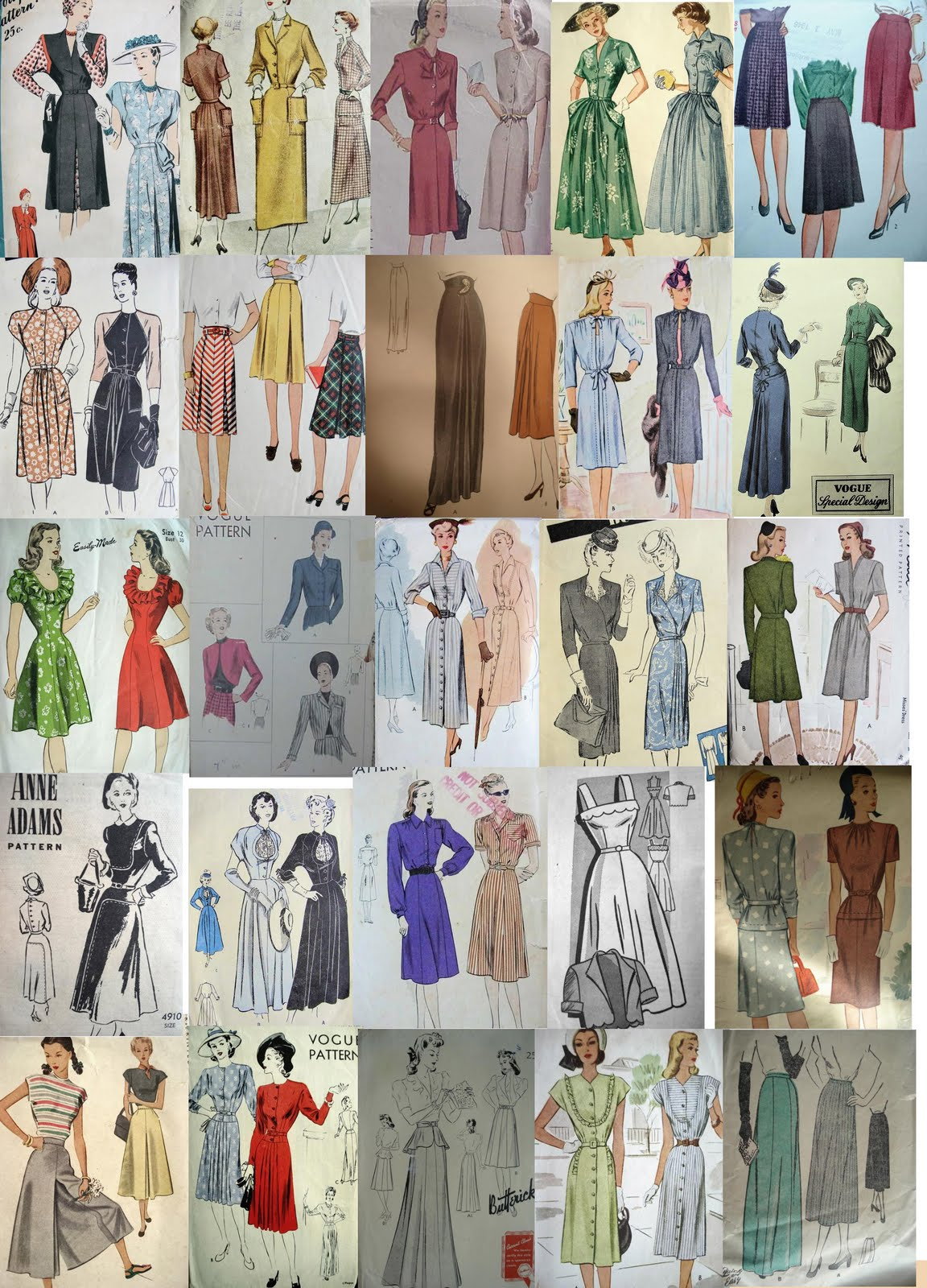 Asian Style Sewing Patterns - Round Earth Publishing Shop