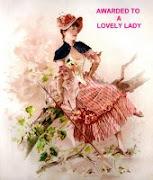 Lovely Lady Award