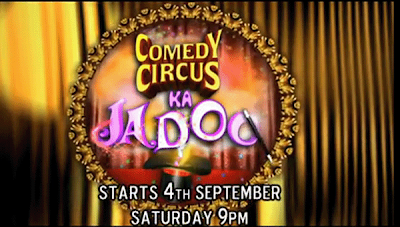 Comedy Circus Ka Jadoo on Sony TV