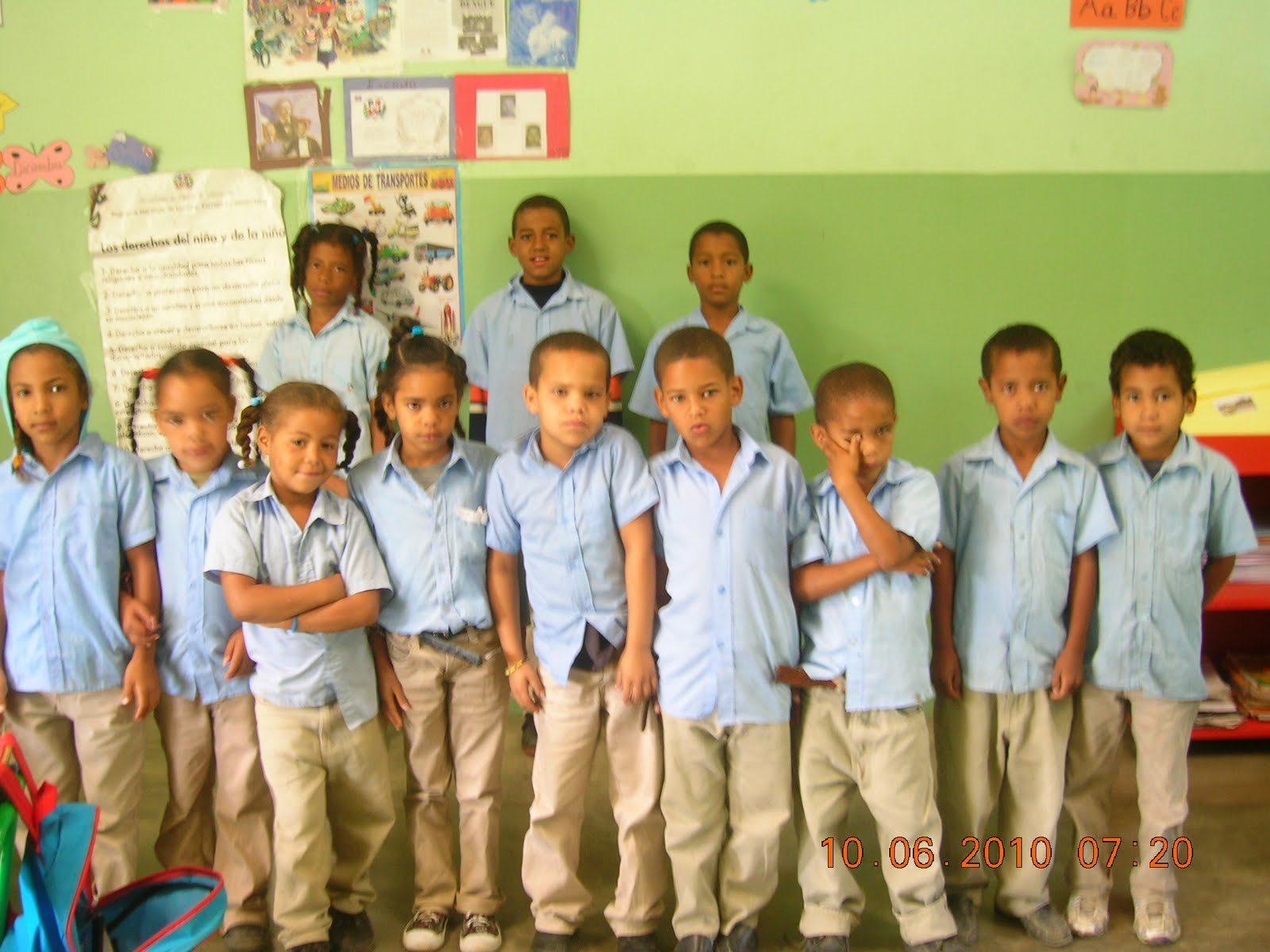 Centro Educativo 14 de Junio-La Guamita