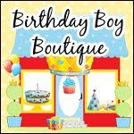 Birthday Boy Boutique