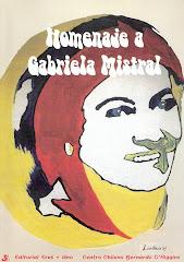 Homenaje Poetico Gabriela Mistral