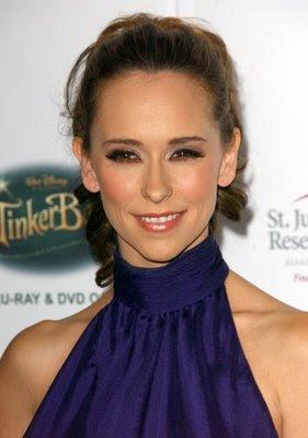 Jennifer Love Hewitt Hairstyle