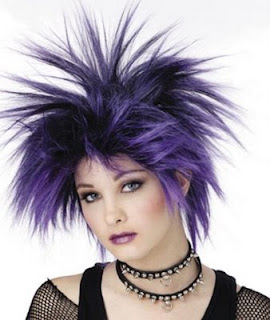Punk Hairstyles, Fashion and Makeup; how to punk hairstyles.
