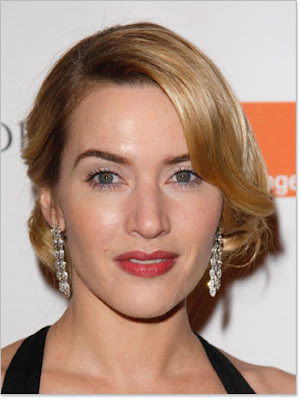 kate winslet new haircut photos. KATE WINSLET